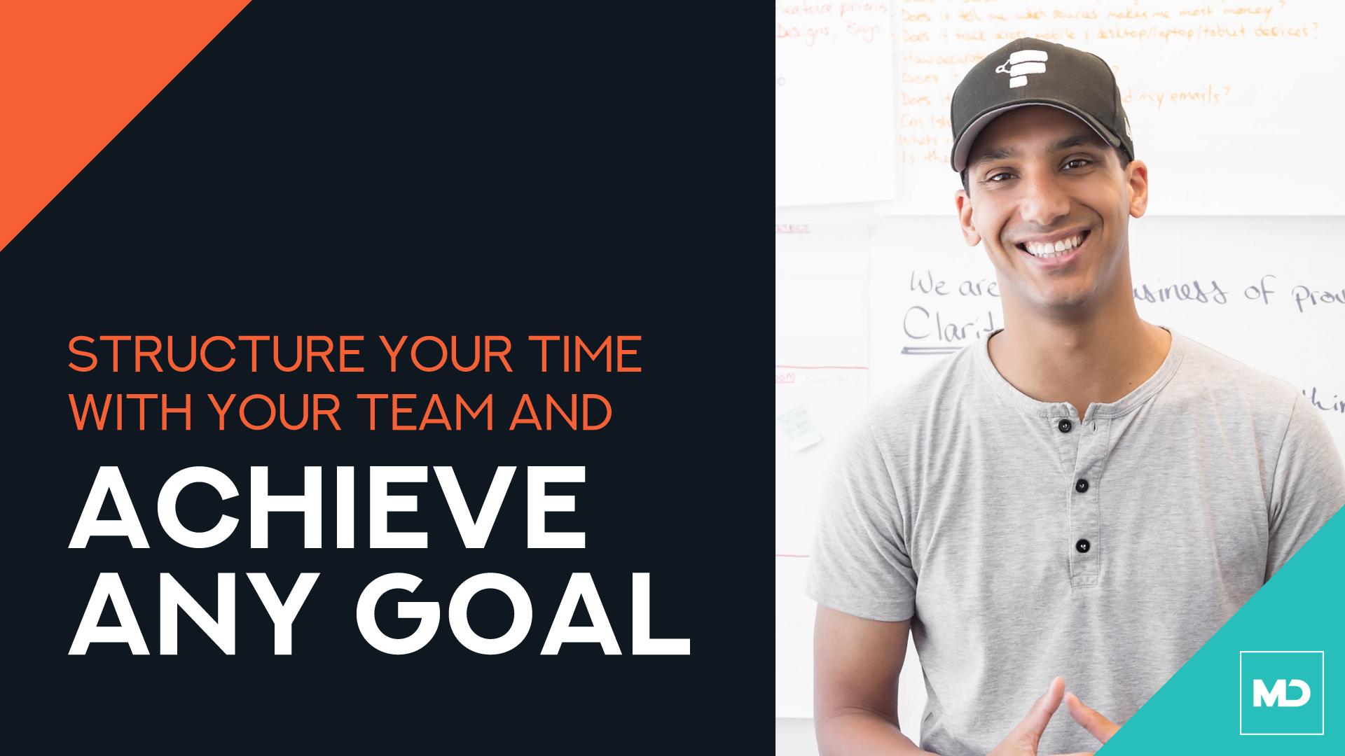 achieve any goal (tips for entrepreneurs)