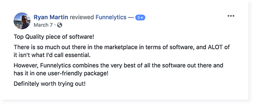 Funnelytics Software Review