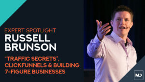 Expert Spotlight: Russell Brunson - Hosted by Mikael Dia