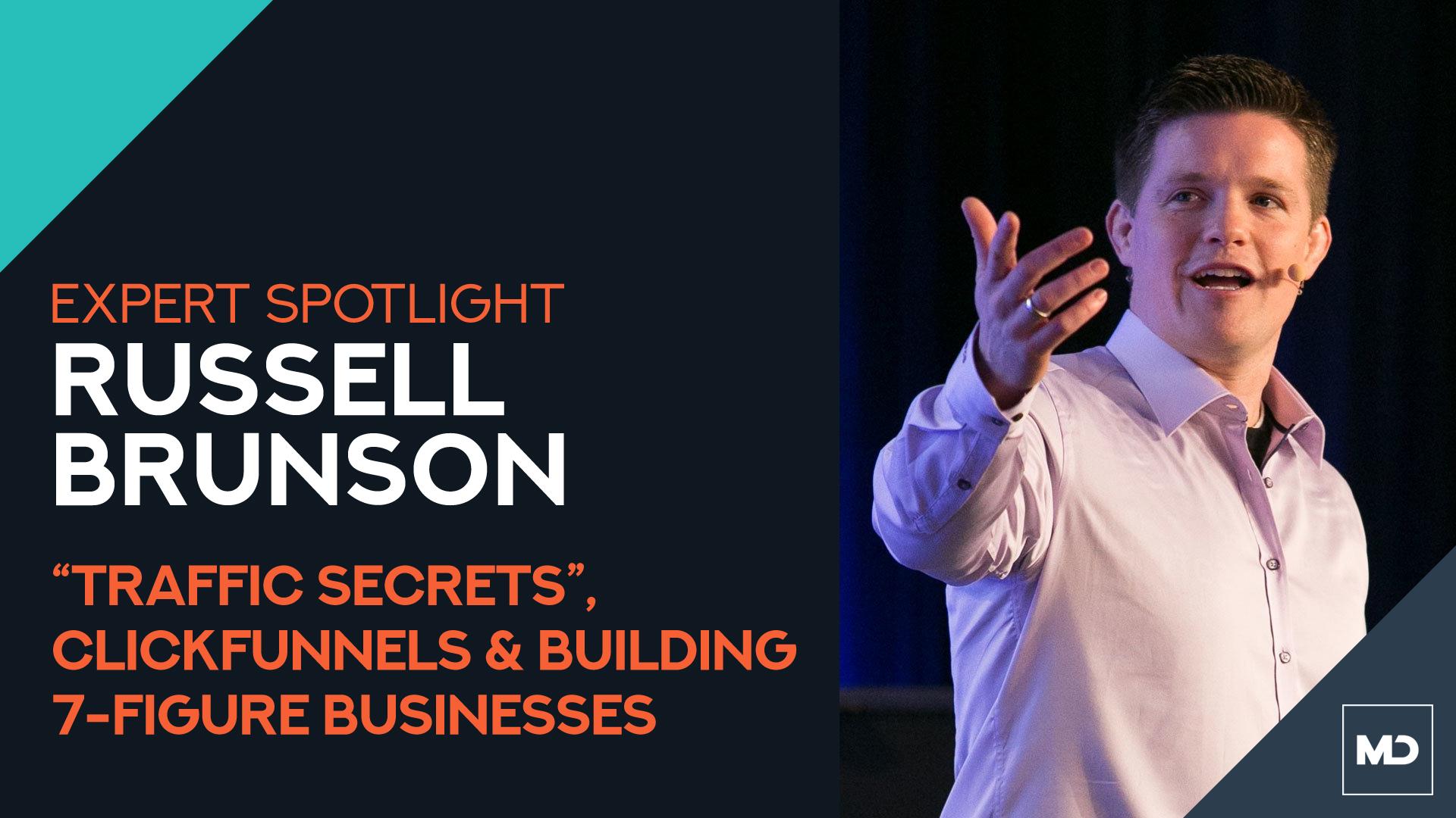 russell brunson expert spotlight